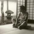 1965 夏 臼田にて。